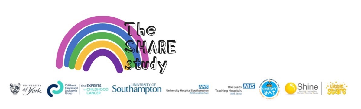 SHARE Hydrocephalus Study - Child/Young person Survey